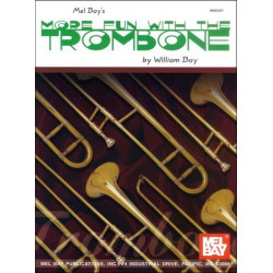 More Fun with the Trombone : for trombone