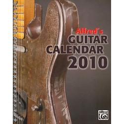 Huthansl, Andreas: Gitarren-Kalender 2010 Wochenkalender, Din A5, Ringbindung