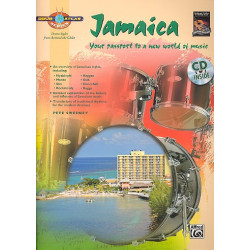 Sweeney, Pete: Jamaica (+CD): for drum set Drum Arlas Series