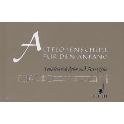 Rohr, Heinrich: Altfl├Âtenschule f├╝r den Anfang
