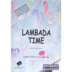 Villas, Jean: Lambada Time : f├╝r Klavier (Keyboard/ E-Orgel)