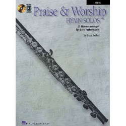 Praise and worship Hymn Solos (+CD) : for flute