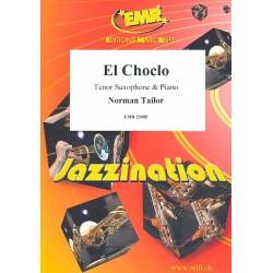Tailor, Norman: El Choclo : für Tenorsaxophon und Klavier
