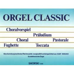 Orgel Classic : f├╝r E-Orgel