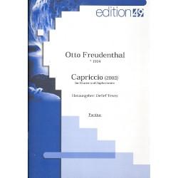 Freudenthal, Otto: Capriccio : f├╝r Klavier und Zupforchester Partitur