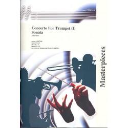 Reed, Alfred: Sonate aus dem Konzert für Trompete und Blasorchester Partitur