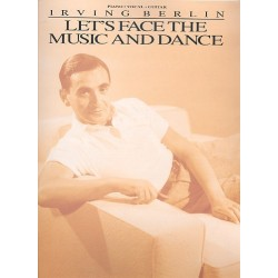 Berlin, Irving: Let's face the Music and dance : for piano/vocal/guitar
