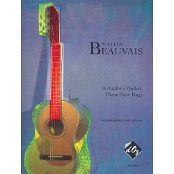 Beauvais, William: In Joplin's Pocket - 3 new Rags : for guitar
