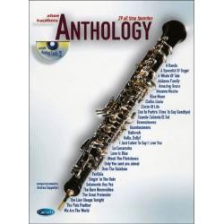 Anthology vol.1 (+CD) : for oboe
