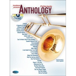 Anthology vol.1 (+CD) : for trombone