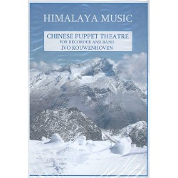 Kouwenhoven, Ivo: Chinese Puppet Theatre : for recorder and band score and parts