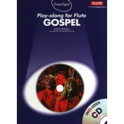 Gospel (+CD) : for flute Guest Spot Playalong