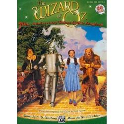 Arlen, Harold: The Wizard of Oz (+CD) : for guitar/tab