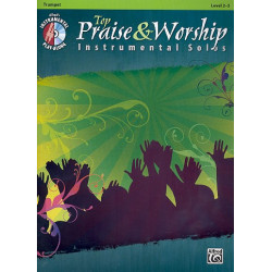 Top Praise & Worship (+CD) : for trumpet