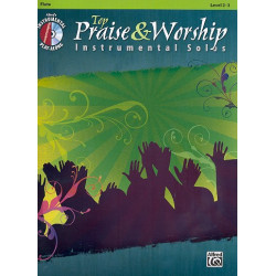 Top Praise & Worship (+CD) : for flute
