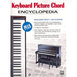 Keyboard Picture Chord Encyclopedia