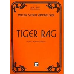 Tiger Rag : für Klavier mit B-Stimme