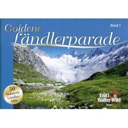 Goldene Ländlerparade 1 : für Klarinette (Saxophon)