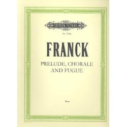 Franck, César: Prélude, Choral und Fuge : für Klavier