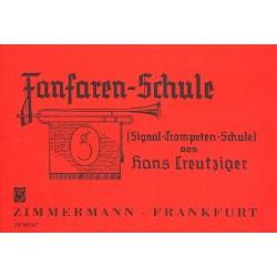 Creutziger, Hans: Fanfaren-Schule Signal-Trompeten-Schule