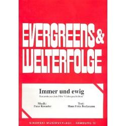 Kreuder, Peter: Immer und ewig : Einzelausgabe