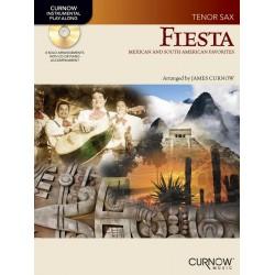 Fiesta (+CD) : for tenor saxophone