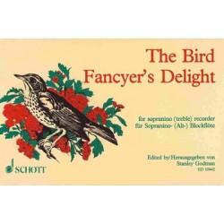 The Bird Fancyer's Delight : for sopranino (alto) recorder solo