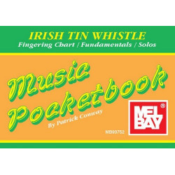 Conway, Patrick: Irish Tin Whistle : Music Pocketbook