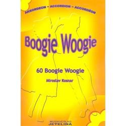 Kosnar, Miroslav: Boogie Woogie : für Akkordeon