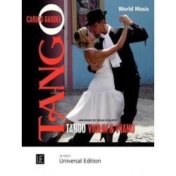 Gardel, Carlos: Tango : für Violine und Klavier