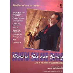 Sinatra, Sax and Swing (+CD) : for saxophone