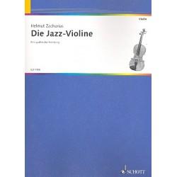 Zacharias, Helmut: Die Jazz-Violine: eine praktische Anleitung