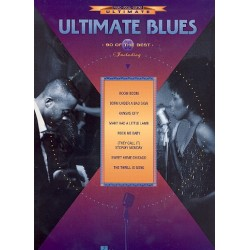 Ultimate Blues - 90 of the Best songbook piano/vocal/guitar