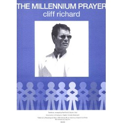 The Millenium Prayer : for piano/vocal/guitar