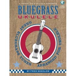 Bluegrass Ukulele (+CD) : for ukulele/tab
