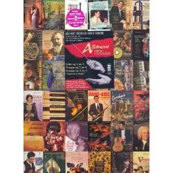 Albinoni, Tomaso: Oboe Concerti (+2 CD's) : printed oboe part