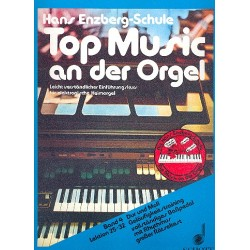 Top Music an der Orgel Band 4