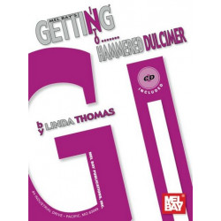 Thomas, Linda: Getting into Hammered Dulcimer (+CD)