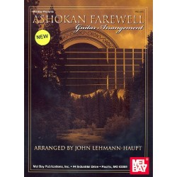 Ungar, Jay: Ashokan Farewell: for guitar