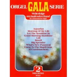 Orgel Gala Serie Band 2