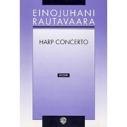 Rautavaara, Einojuhani: Harp Concerto score
