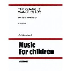 Newberry, Sara: THE QUANGLE WANGLE'S HAT FOR RECORDER AND ORFF-INSTRUMENTS SCORE