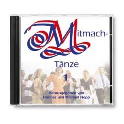 Mitmachtänze 1 : CD