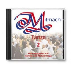 Mitmachtänze 2 : CD