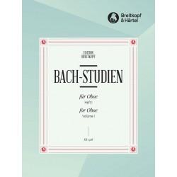 Bach, Johann Sebastian: Bach-Studien Band 1 (Nr.1-17) : für Oboe