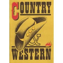 Country and Western : für Gesang und Klavier / Akkordeon