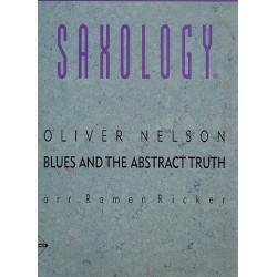 Nelson, Oliver E.: Blues and the abstract Truth : für Combo Partitur und Stimmen