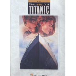 Titanic Selections : for flute