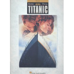 Titanic Selections : for violin