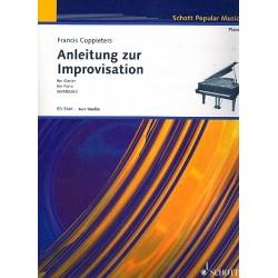 Coppieters, Francis: Anleitung zur Improvisation : für Klavier